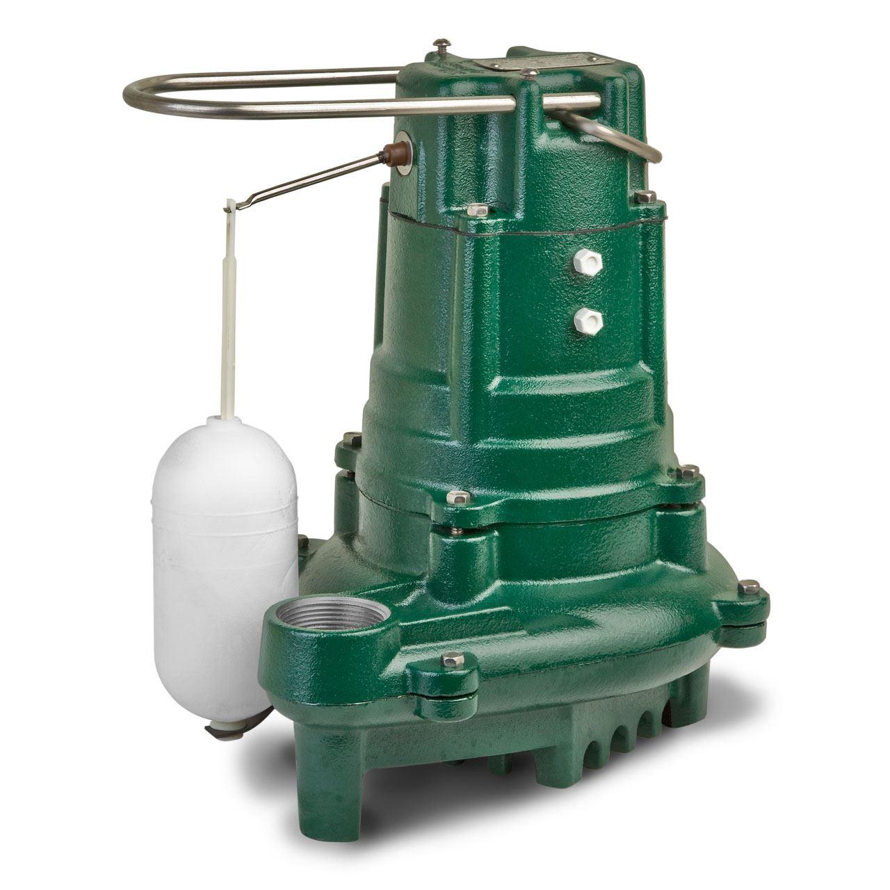 Zoeller 139 0003 Model D139 Bronze Sump Amp Effluent Pump 0
